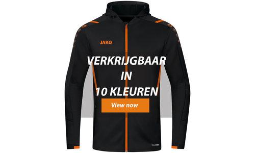 Jas met kap Challenge - KIDS - DAMES - UNI V.A. € 41,25