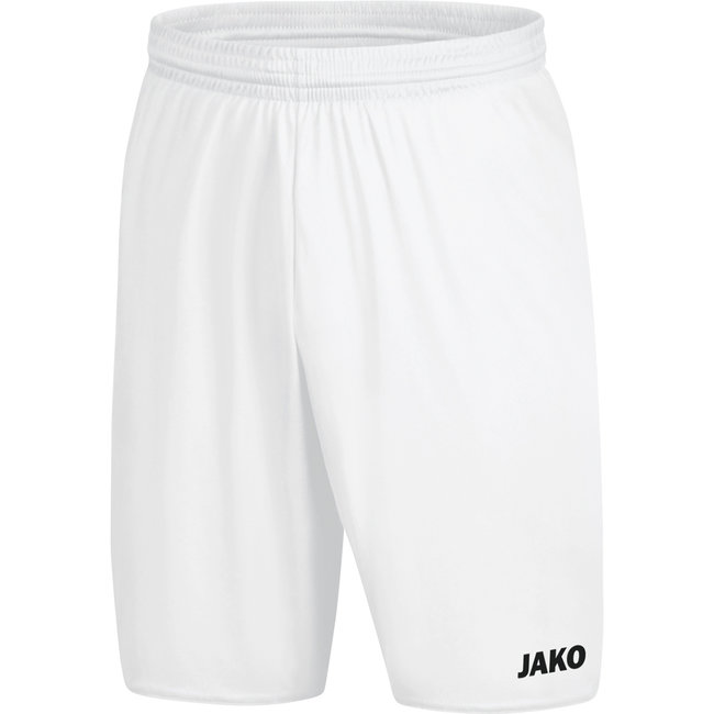 JAKO Short Manchester 2.0 Kids-Uni-Dames Wit