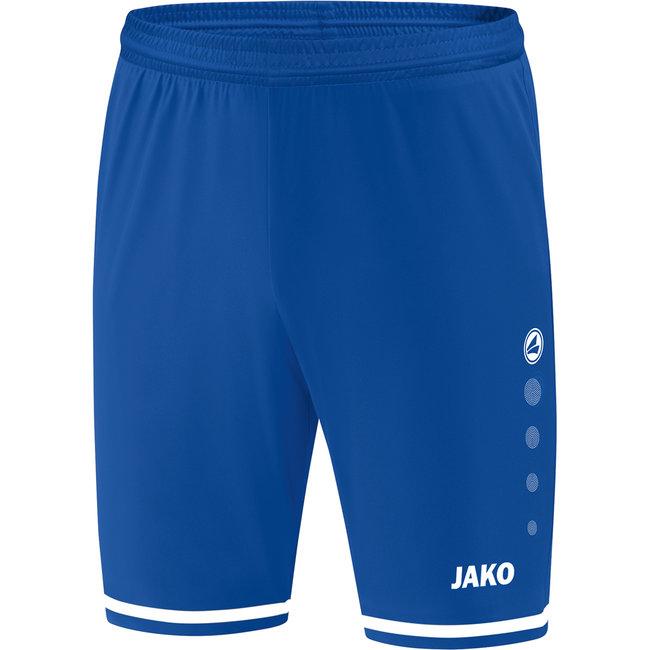 JAKO Short Striker 2.0 Kids-Uni Royal-Wit
