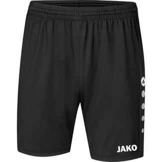 JAKO Short Premium Adults Zwart