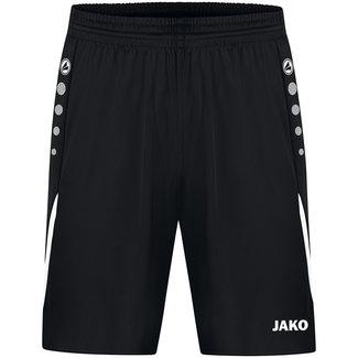 JAKO Short Challenge Kids-Dames-Heren Zwart-Wit