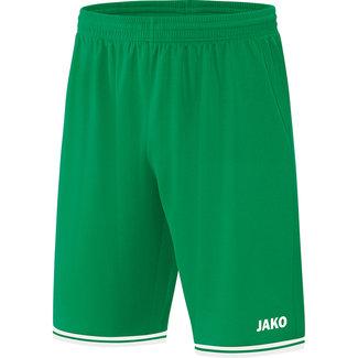 JAKO Short Center 2.0 Kids en Uni Sportgroen-Wit