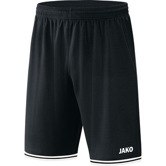 JAKO Short Center 2.0 Kids en Uni Zwart-Wit