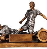 Z 103 voetbaltrofee 19 x13 cm