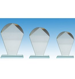 CR 10 Kristallen sporttrofee