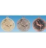 M 77/25 Voetbal Medaille  incl. afbeelding,  lint en graveren