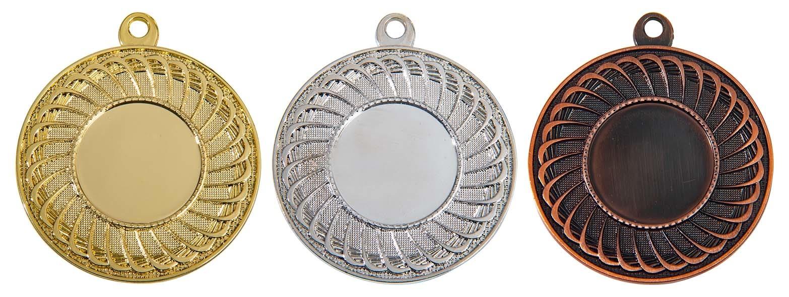 M 56/25 Medaille  voor 25 mm afbeelding incl.   lint en graveren
