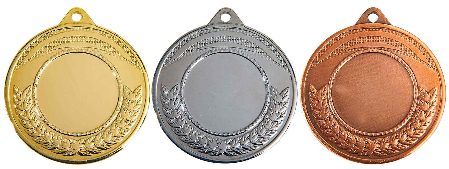 M 59/25 Medaille  voor 25 mm afbeelding incl.   lint en graveren