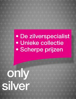 Only Silver is nog tot 9 november online