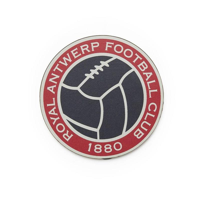 """Antwerp Official Onderzetter - """"Vintage Ball"""""""