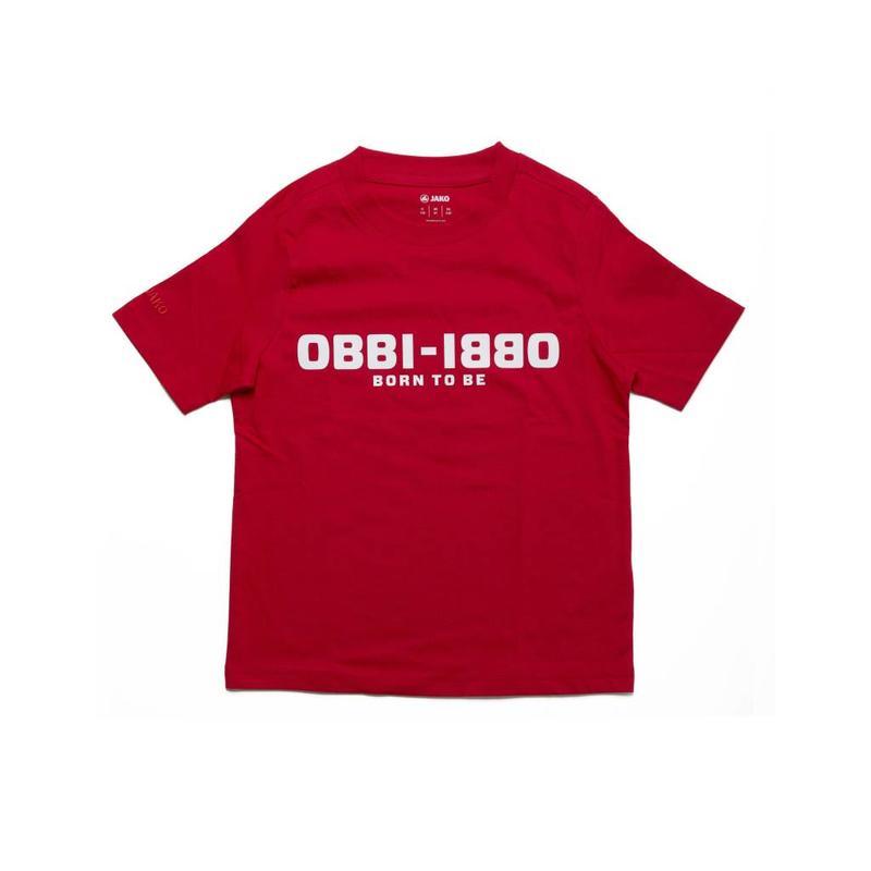 "Antwerp Oulare T-shirt - ""OBBI-I880"" - Kids"