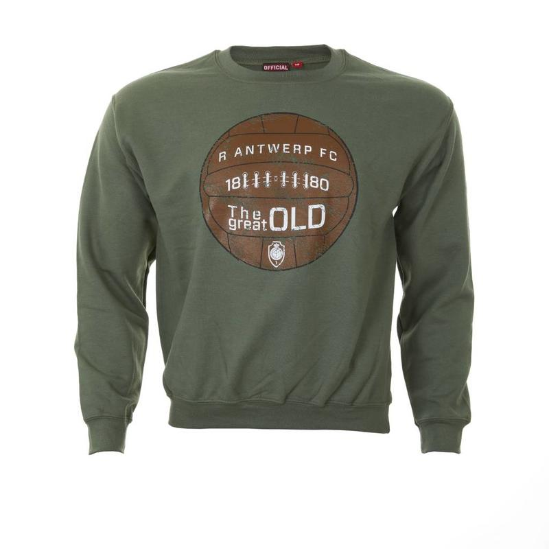 Sweater 'The Great Old' military - kids