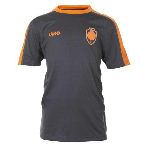 JAKO T-shirt 'Striker 1880' antraciet/fluo
