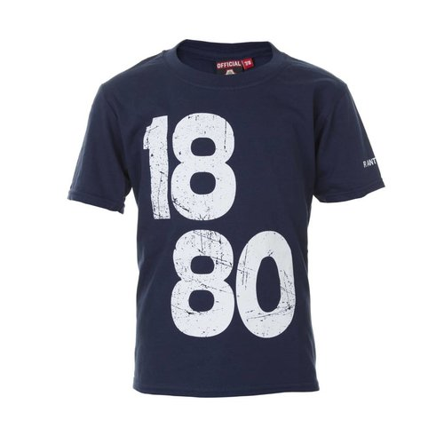 T-shirt 'Logo vintage' - navy kids