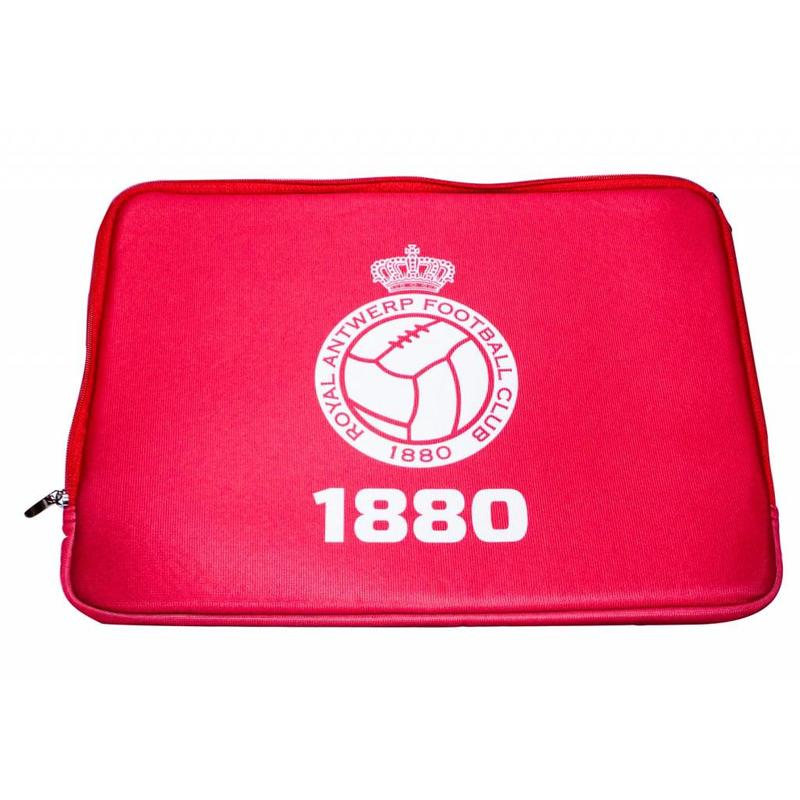 Laptoptas '1880' rood