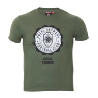 T-shirt 'Since 1880' military - kids