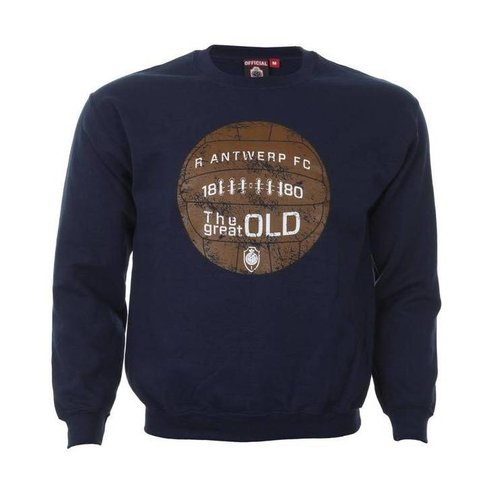 Sweater 'The Great Old' navy - volwassenen