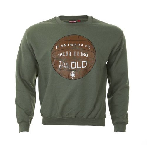 Sweater 'The Great Old' military - volwassenen