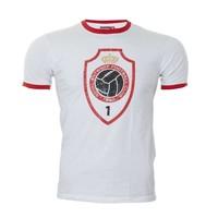 T-shirt 'Logo vintage' - volwassenen