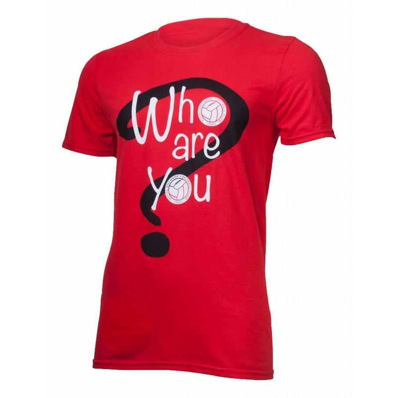"""Antwerp Official T-Shirt - """"Who"""""""