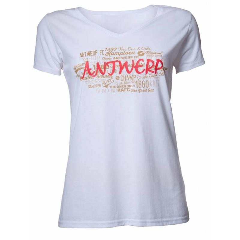 "Antwerp Official T-Shirt - ""Kampioen"""