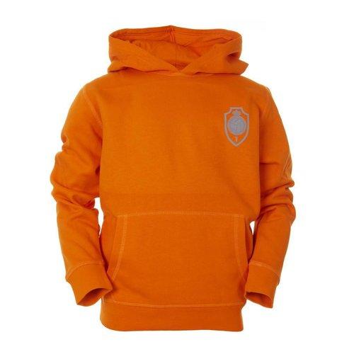 JAKO Hoodie 'Team 1880' oranje - kids