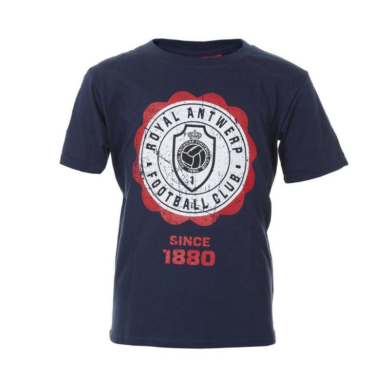 T-shirt 'Since 1880' navy - kids