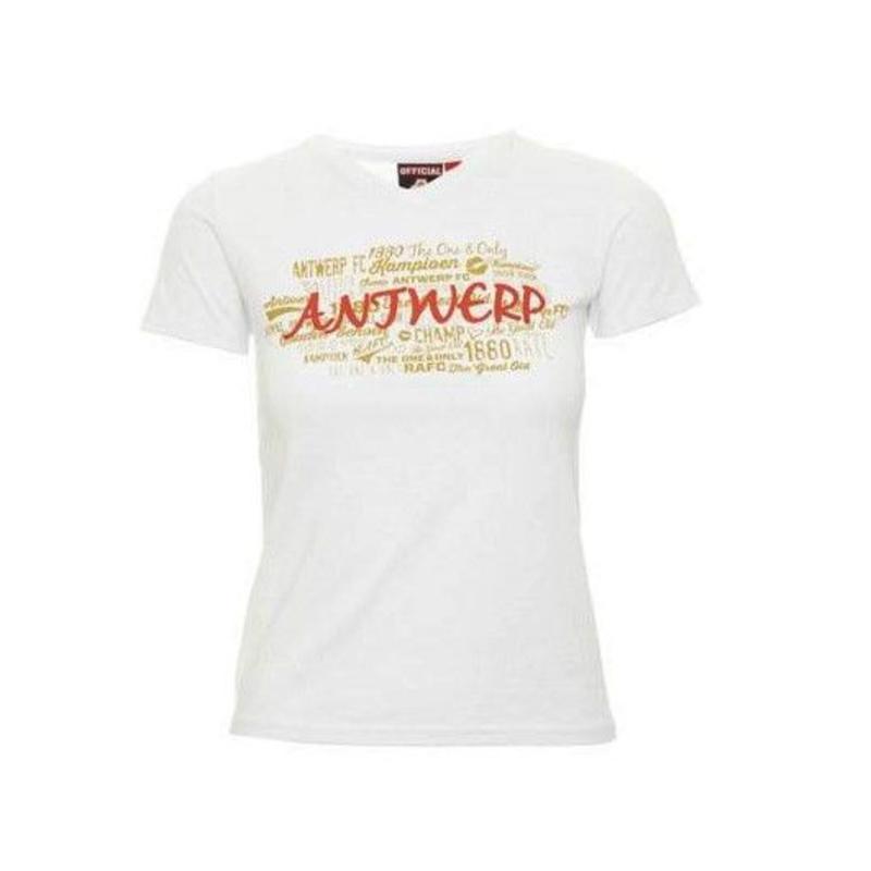 """Antwerp Official T-Shirt - """"Kampioen"""" - Kids"""