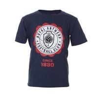 T-shirt 'Since 1880' navy - volwassenen