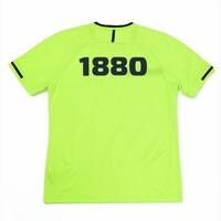 T-shirt Prestige '1880' lemon/navy