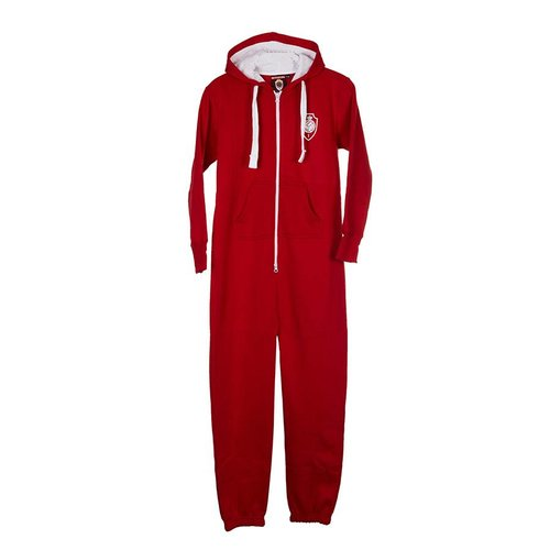 Official Onesie '1880' rood
