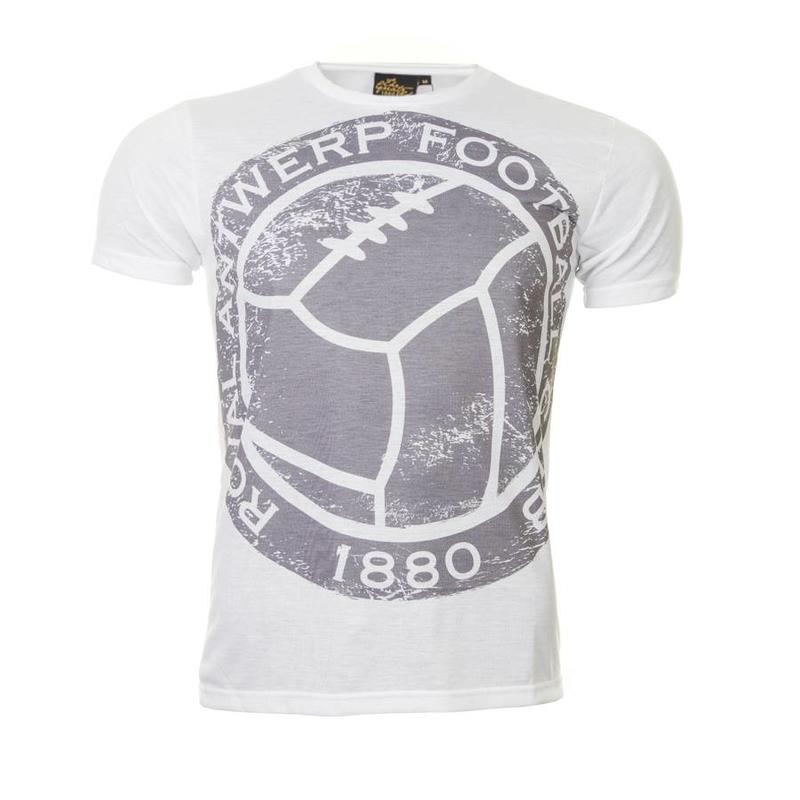 T-shirt 'The great old vintage bal' wit