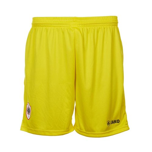 JAKO Keepershort 'Leeds' geel
