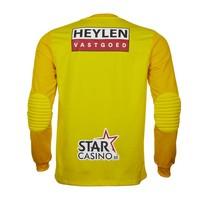 Keepershirt 'Leeds' geel