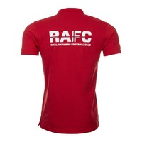 """Polo """"RAFC"""" Rood"""