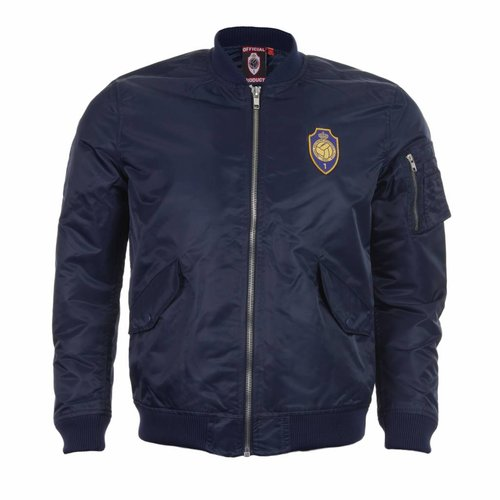 Official Bomberjacket Blauw
