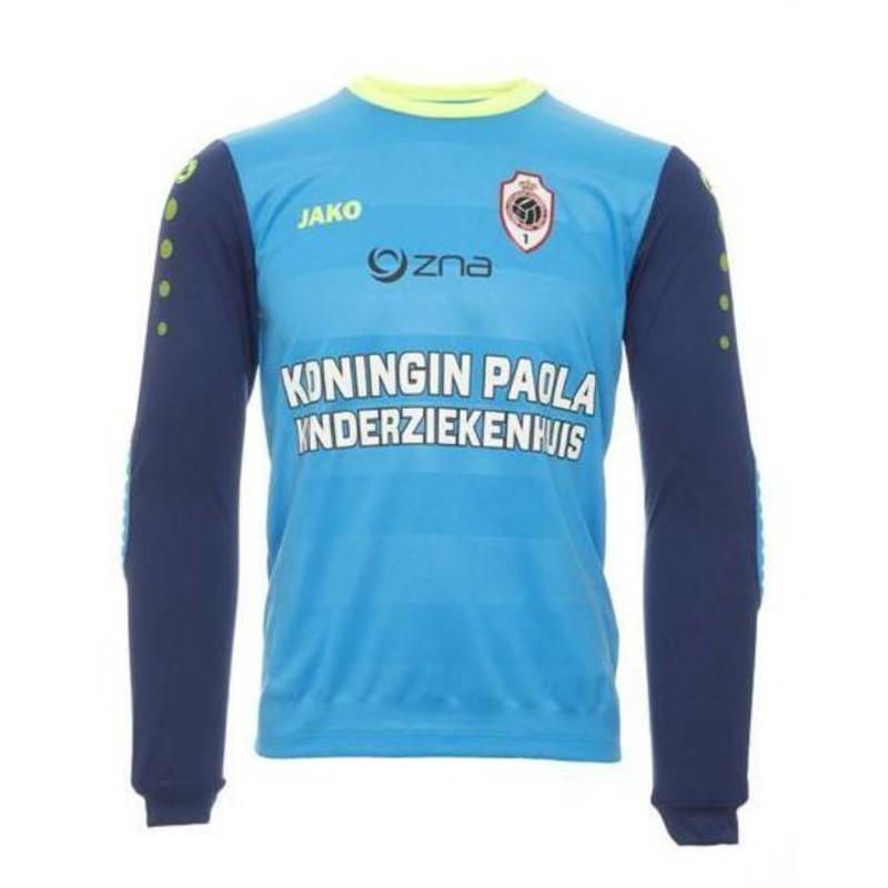 Antwerp Keepershirt '2017-2018' - Blauw