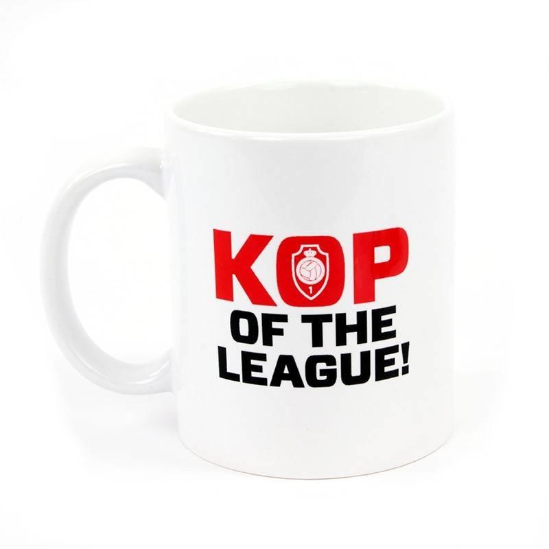 Mok 'Kop of the league'