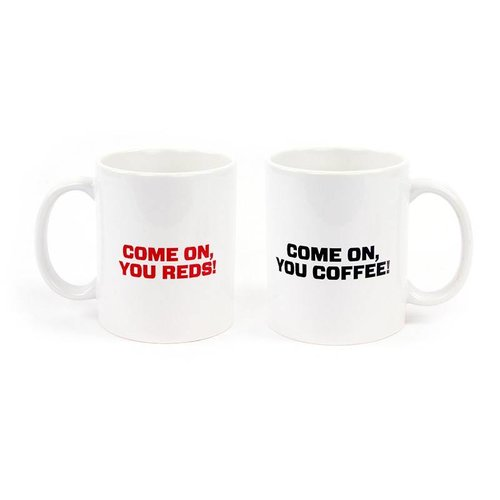 Official Mok ' Come on you reds, come on you coffee'