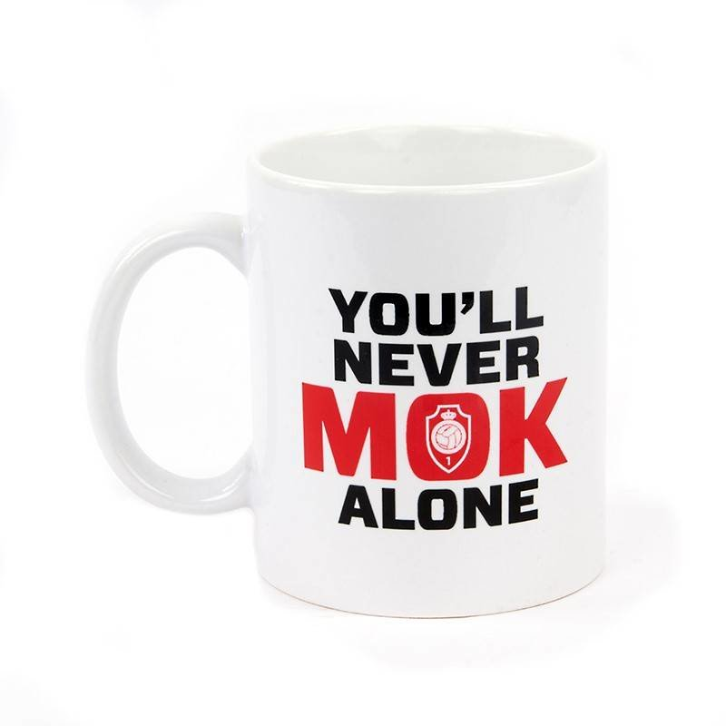 Mok ' You never mok alone'