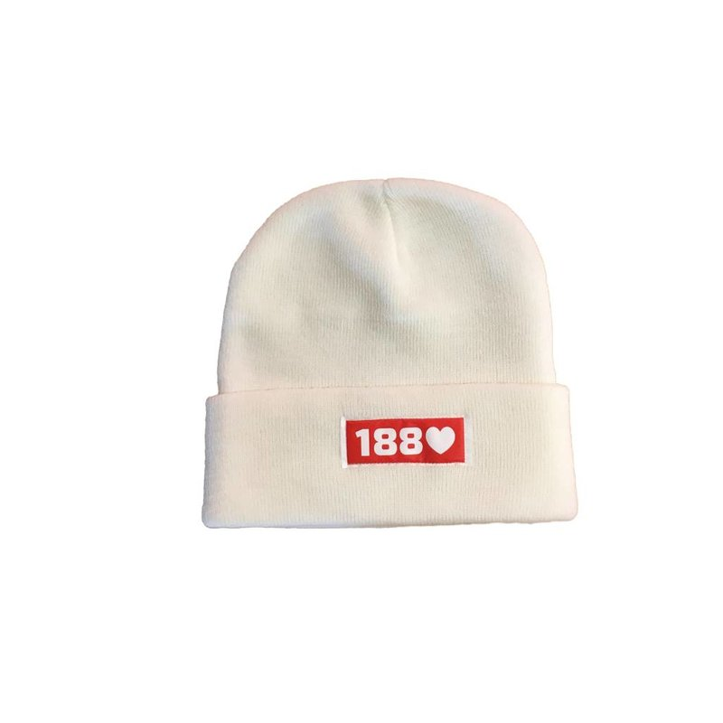 Muts 'Love 1880' wit
