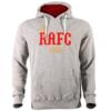 Hoodie 'RAFC 1880' grijs