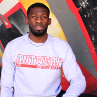 Sweater 'Antwerp Komt Eraan' rood