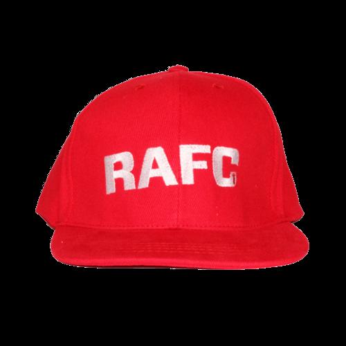 Pet 'RAFC' rood