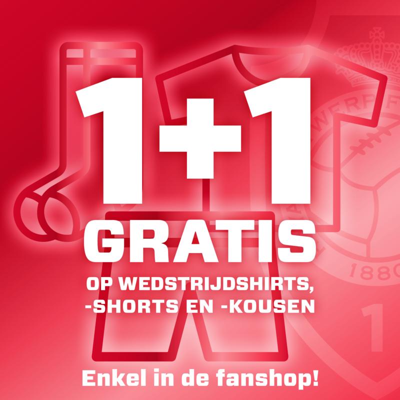 Antwerp Uitshort '2018-2019' - Kids