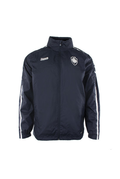 RAFC Regenjas Striker 2.0 Kids - Marine/Wit