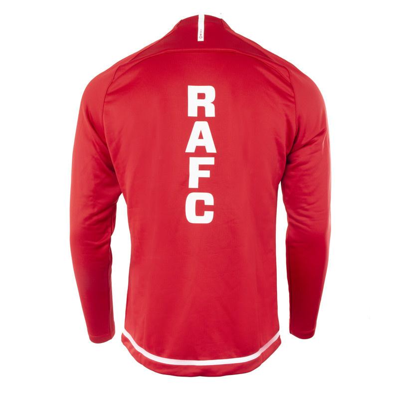 RAFC Sweater Striker 2.0 - Chilirood/Wit-2