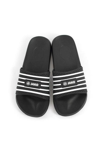 RAFC Slippers (28-46) Jakoletten - Zwart/Wit
