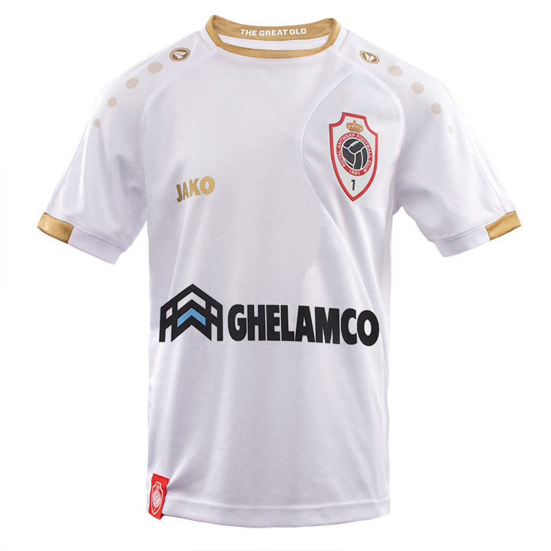 RAFC Away Shirt Kids 2019/20 - Wit-1