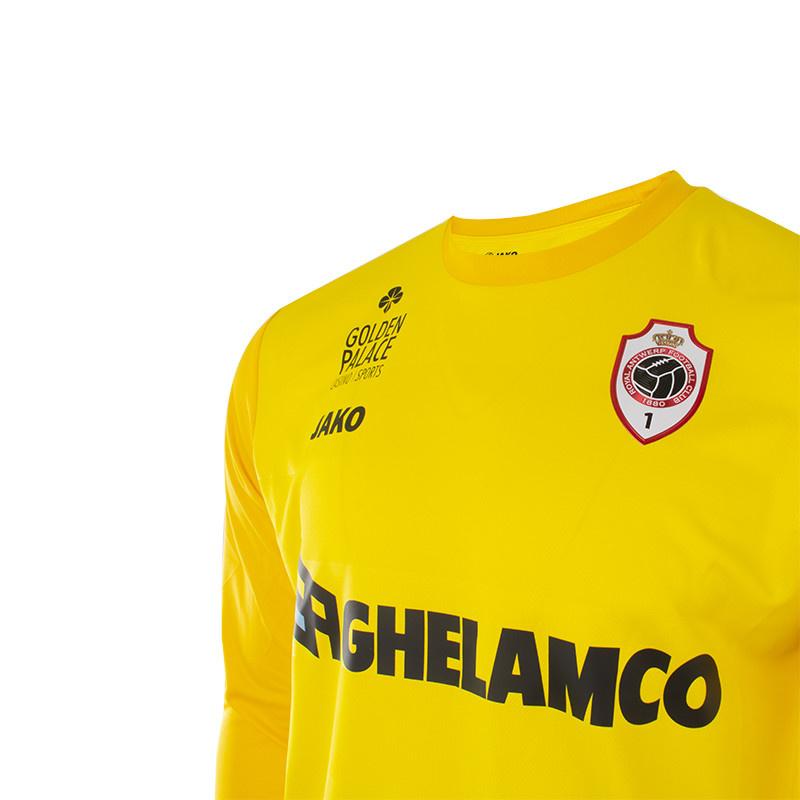 RAFC Keeper Shirt Leeds 2019/20 - Citroen/Geel-4
